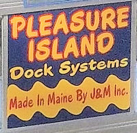 Schoodic Enterprises offers Pleasure Island Docks